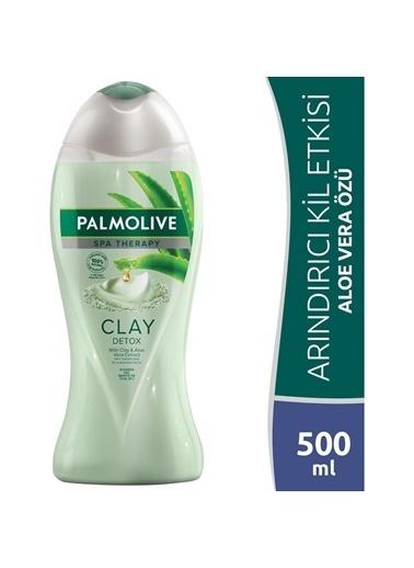 Palmolive Palmolive Spa Therapy Clay Detox Kil Ve Aloe Vera Özü Duş Jeli 500 ml Renksiz
